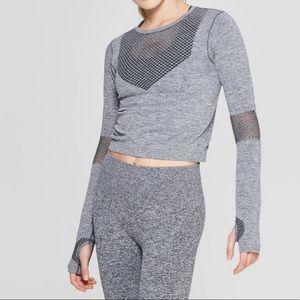 Crop long Sleeve Top - Joy Lab - NWT ✨